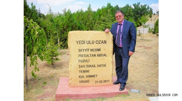 Ozan Sadık Gül, Hacı Bektaş Veli Anma Kültür ve Sanat Etkinliklerine 3. kez Katılacak.