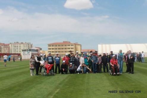 Özel İnsanlar Dünya Engelliler Günü Spor Aktivitelerinde Bir Araya Geldi