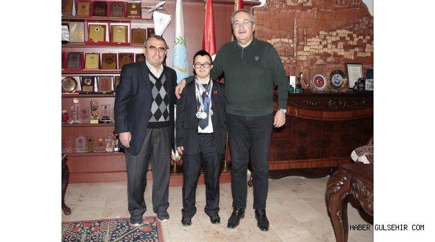 Özel İnsanlar Eğitim Merkezi Yılmaz, Futsal Milli Takım Seçmelerine Katılacak