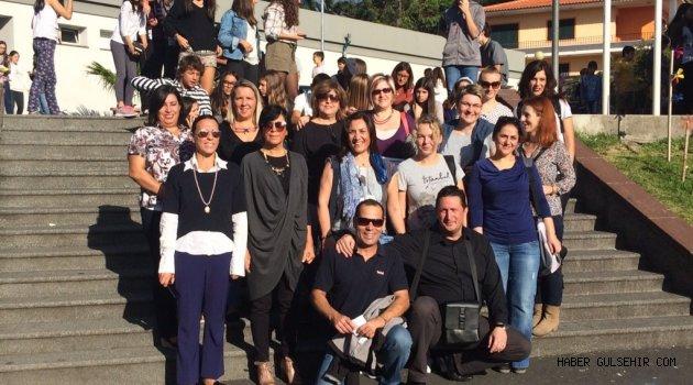 Özel Kardelen Koleji Portekiz'de.