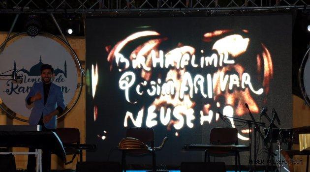 Ramazan Etkinlikleri, Kum Sanatı gösterisi ve Türk Tasavvuf Musikisi Konseri ile başladı.