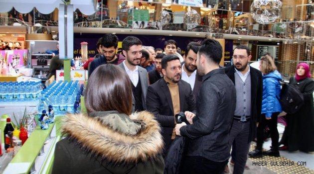 Rasim Arı: 'Nevşehir'de kardeşliğe halel getirmeyeceğiz'