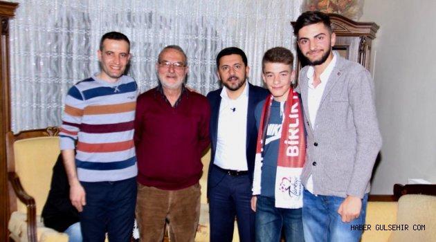 Rasim Arı: ''Nevşehir'den yeni Anıllar, Duranlar ve Ömerler yetiştireceğiz''
