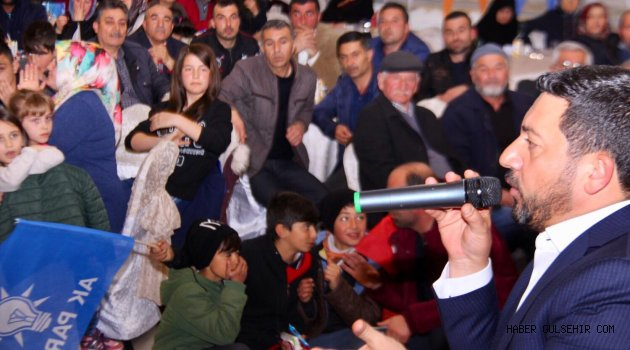 Rasim Arı, TOKİ' nin artık bir belediye başkanı var..