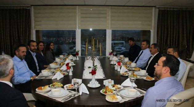 Rektör BAĞLI ve Üniversite Yönetimi Nevşehir Milletvekilleri ile İftar Yemeğinde Bir Araya Geldi