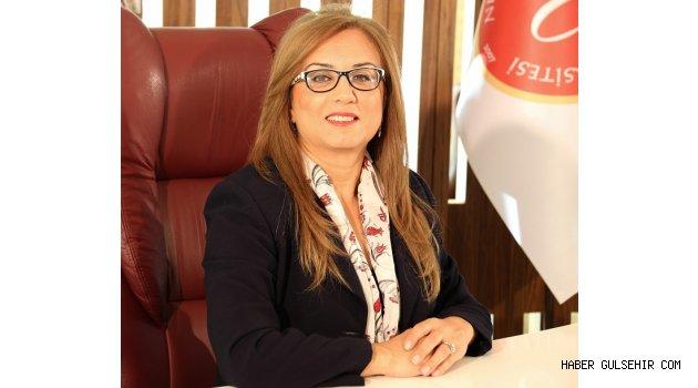 Rektör Kılıç'tan 19 Mayıs Atatürk'ü Anma, Gençlik ve Spor Bayramı Kutlama Mesajı