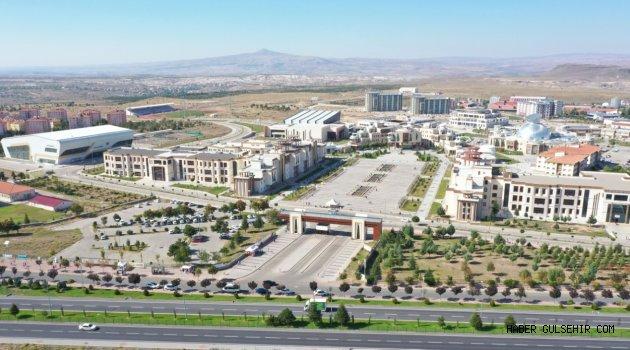 Rektör Yardımcısı Çolakoğlu'ndan Kırşehir Ahi Evran Üniversitesine Ziyaret