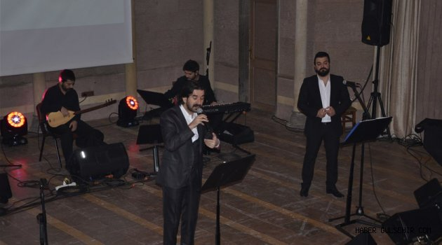 Şiirlerle Osmanlı programıyla Serdar TUNCER, Nevşehirliler ile buluştu
