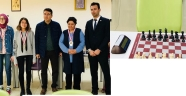 2018 Nevşehir Kadınlar İl Birinciliği Satranç Yarışması Tamamlandı.