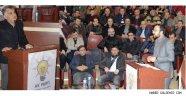 AK Parti Teşkilatları Cumhurbaşkanlığı Hükümet Sistemi Konusunda Bilgilendirildi.