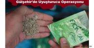 Gülşehir'de Uyuşturucu Operasyonu