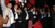 Türkiye'nin Zaferine Binlerce Nevşehirli Ortak Oldu