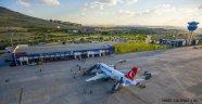 Kapadokya Hava Limanı 2018 ocak ayı istatistiği.
