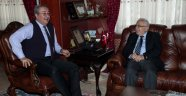 Özel Altınyıldız Eğitim Kurumları Yönetimi'nden Başkan Ünver'e Teşekkür Ziyareti