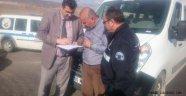 Gülşehir Denetim Komisyonu Tarafından Taşıma Servisleri Denetlendi