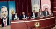 AK Parti Nevşehir Yerel Yönetimler İstişare ve Değerlendirme Toplantısı Yapıldı.
