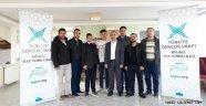Türkiye Gençlik Vakfı (TÜGVA) Kozaklı İlçe Temsilciliği Bir Araya Geldi.