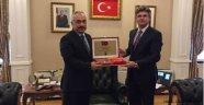 Başkan Ercan'dan Bakan Yardımcısı Ersoy'a Ziyaret.