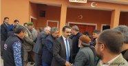 Gülşehir'e bağlı Terlemez Köyünde Güvenlik ve Halk Toplantısı Gerçekleştirildi.