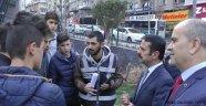 Vali Aktaş, Türkiye Güven Huzur Uygulamasını Denetledi.