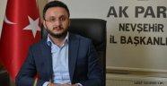 AK Parti İl Başkanı Yanar;  ''Çanakkale Başka Bir Gücün Boyunduruğunda Yaşamayı Asla Kabul Etmiyoruz Diyebilen Büyük Bir Ruhun Dışa Vuruşudur''