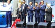 CUMHURBAŞKANI RECEP TAYYİP ERDOĞAN NEVŞEHİR'DE