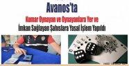 Avanos'ta Kumar Oynayan ve Oynayanlara Yer ve İmkan Sağlayan Şahıslara Yasal İşlem Yapıldı.