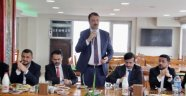 Gençlik ve Spor Bakan Yardımcısı Sinan Aksu Nevşehir'i ziyaret etti.