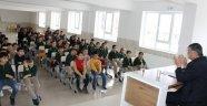 Nevşehir H.Asım Atabilen İlkokulunda Kariyer günleri söyleşisi