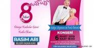 Rasim Arı'dan Dünya Kadınlar Günü vesilesiyle ücretsiz 'Safiye Soyman' konseri