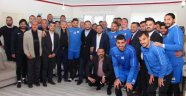 Rasim Arı, tüm Nevşehirlileri maça davet etti
