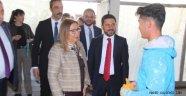 Bakan Pekcan, Nevşehir'de Esnafları Ziyaret Etti