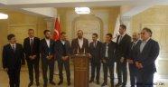 Gençlik ve Spor Bakan Yardımcısı Hamza Yerlikaya Nevşehir'de