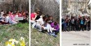 Göreme Ortaokulu Kütüphaneler Haftası etkinliği