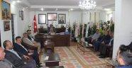 Nevşehir İl Teşkilatından Başkan Çiftçi'ye Tebrik Ziyareti.