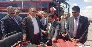 Başkan Çiftçi, Havalimanı Alarm Ofisi Açılışı ve Özel Maksatlı Araç Kabul Programına Katıldı