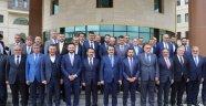 Başkan Çiftçi, Bakan Dönmez Başkanlığındaki, Belediye Başkanları İstişare Toplantısına Katıldı