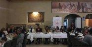 Koruyucu Aileler için Topuzlu Han'da düzenlenen iftar yemeği Düzenlendi