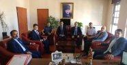 Nevşehir Valisi İlhami Aktaş, Gülşehir İlçesinde ziyaretlerde bulundu.