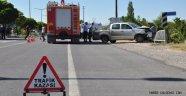Gülşehir'de Kaza! 8 Kişi Yaralandı.