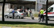 Gülşehir'de Meydana Gelen Kazada Motosiklet Sürücüsü Ağır Yaralandı.