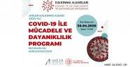AHİKA, COVID-19 ile Mücadele ve Dayanıklılık Programını İlan Etti