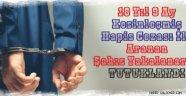 Gülşehir 18 Yıl 9 Ay Kesinleşmiş Hapis Cezası İle Aranan Şahıs Yakalandı.