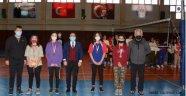 Gülşehir'de Sportif Faaliyetlerin Ödül Töreni Yapıldı.