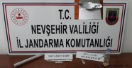 Nevşehir Jandarması, 2 Farklı Olayda Metamfetamin ve Uyarıcı Hap Ele Geçirdi.