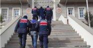Gülşehir'de Hırsızlık Zanlıları Tutuklanarak Cezaevine Gönderildi.