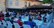 Uçhisar Belediyesi İftar çadırına  yoğun ilgi
