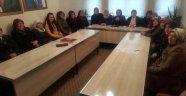 Ak Parti Gülşehir Kadın Kollarının Haftalık Toplantısı Gerçekleşti.
