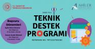 AHİKA 2020 Yılı Teknik Destek Programını İlan Etti