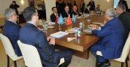 AHİKA Yönetim Kurulu Kırıkkale'de Toplandı.